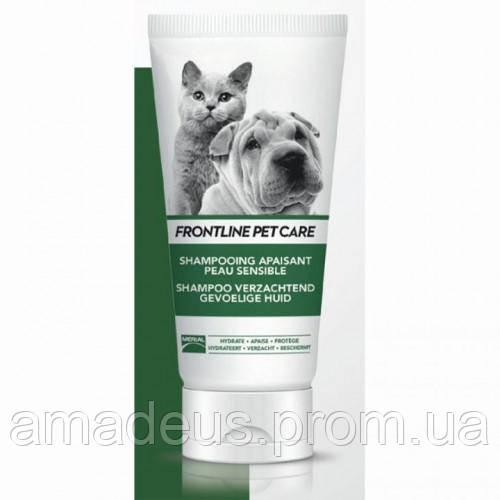 Шампунь Boehringer Ingelheim Frontline Pet Care Для Чувствительной Кожи, 200 Мл