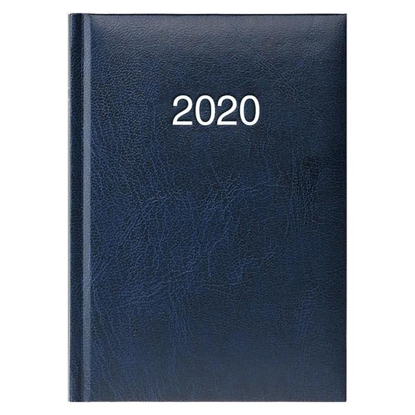 Ежедневник карманный датированный BRUNNEN 2020 Miradur, синий