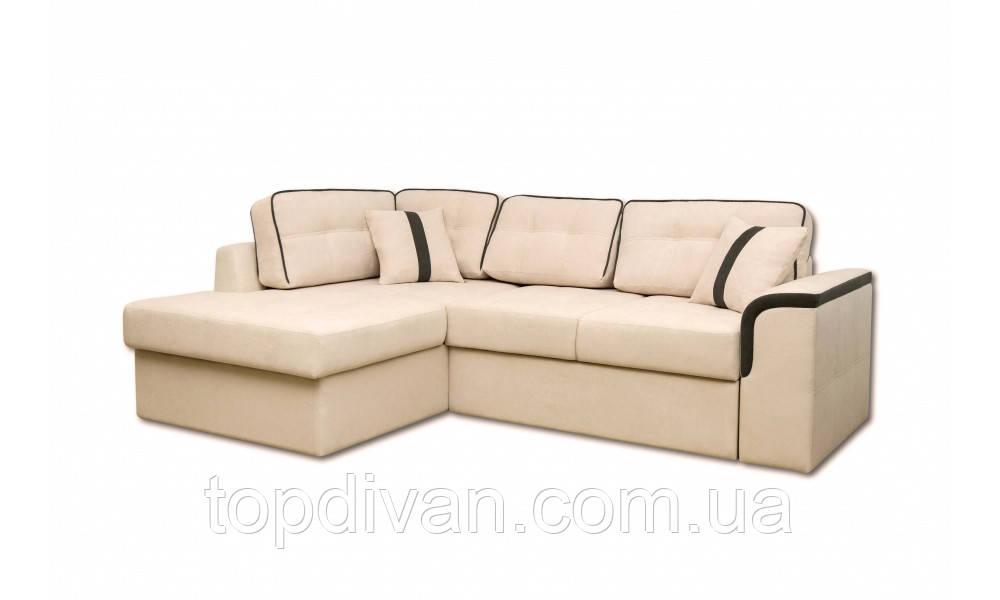 "Угловой диван ""Милан"" ткань 1 (ширина спального 155 см)"