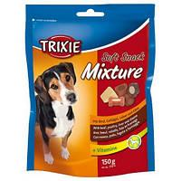 Trixie  Лакомство для собак Soft Bits(ливер+сыр). Упаковка - 150 гр.