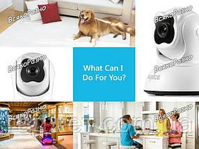 Камера поворотная Sannce. IP Wi-Fi Camera 720P. Видео няня. Камера работает на приложеении Sannce Cam
