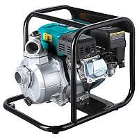 Мотопомпа LEO 772512 четырехтактная бензиновая 450л/мин H=55м 6,5 л.с.