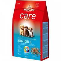 Mera Dog Care Junior 1 Корм Для Мелких, Средних И Крупных Пород Собак До 5 Месяцев, 4 Кг