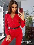 Женский костюм: рубашка и брюки (в расцветках), фото 8