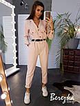 Женский костюм: рубашка и брюки (в расцветках), фото 10