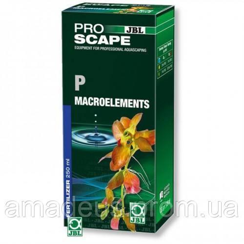 Jbl Proscape P Macroelements Удобрение Для Растений, 250 Мл.