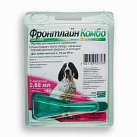 Капли Boehringer Ingelheim Фронтлайн Комбо От Блох И Клещей Для Собак, L (20-40 Кг)