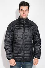 Куртка мужская осень-весна AG-0008627 Черный