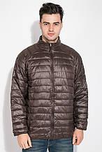 Куртка мужская осень-весна AG-0008627 Коричневый