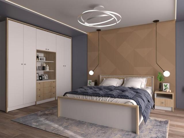 Спальня модульная Смарт