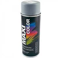 Грунт-аэрозоль универсальный Макси Колор, серый (Maxi Color) 400 мл