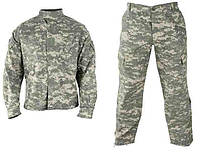 Камуфляж форма США US Army ACU