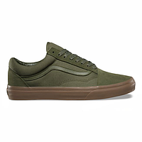 Кеды Vans Old Skool (Suede/canvas) Wnt Moss/Gum 42 р.