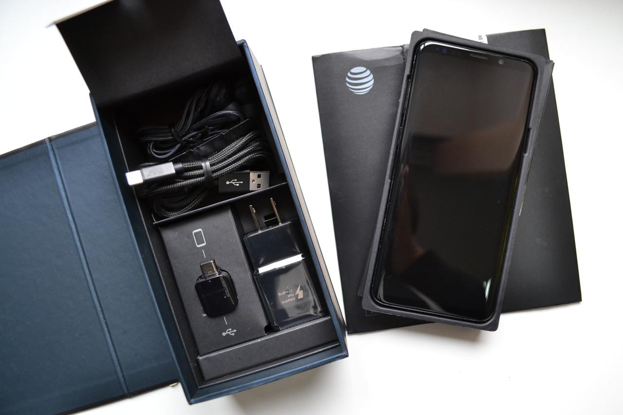 Samsung Galaxy S9+ Plus 64Gb SM-G965U Black Оригинал!