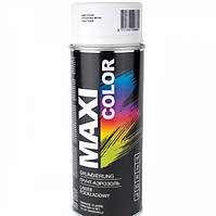 Грунт-аэрозоль универсальный Макси Колор, черный (Maxi Color) 400 мл