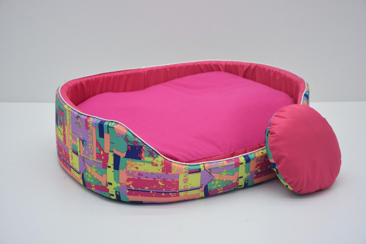 Лежак для собак и котов Орхидея №1 320х430х125