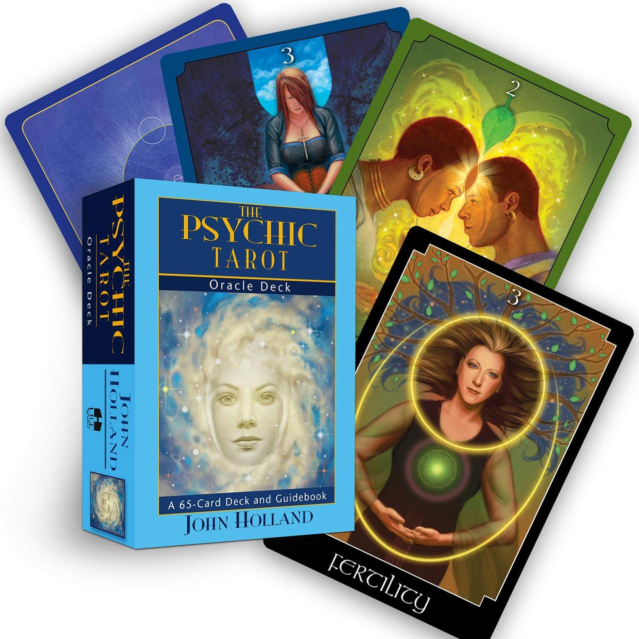 The Psychic Tarot Oracle/ Экстрасенсорное Таро