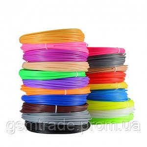 Набор пластика для 3D-ручки качество PLA 10 метров