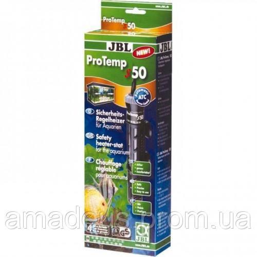 Jbl Protemp S 50 Аквариумный Нагреватель, 50 Вт.
