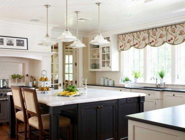 Оригинальные шторы для кухни под заказ