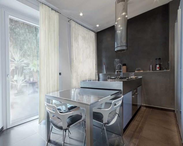 Красивые шторы в кухню