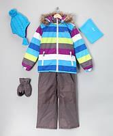 Новогодний обвал цен на зимние детские комбинезоны  GUSTI!!!