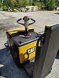 Аренда электротелеги CAT NPV20N 2012 года выпуска грузоподъемностью 2 тонны, фото 3