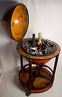Глобус - бар напольный 42003 R