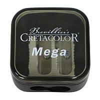 Точилка для карандашей MEGA Duo, Cretacolor