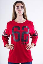 Батник женский 516F0035 Красный