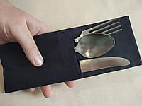Чехлы, Конверты, Куверты для столовых приборов 30 штук черного цвета