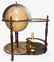 Глобус бар напольный со столиком RG 42004N