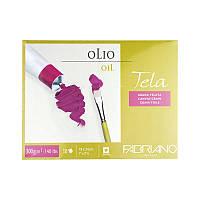 Склейка Tella А4 (18*24см) 300г/м2, 10л, холст, Fabriano