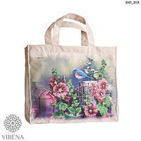Эко-пакет для вышивки бисером Virena ЕКП_203