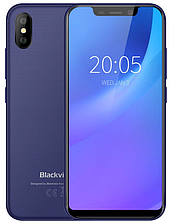 Смартфон Blackview A30 2/16Gb Blue