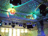Звук и свет в кафе ресторан бар клуб