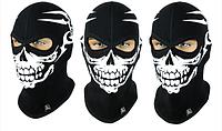 Балаклава с черепом Rough Radical Scull S1 (original), маска, подшлемник