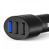 Автомобильное зарядное устройство Tronsmart C3PTA Quick Charge 3.0 черный