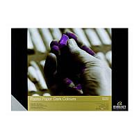 Склейка для пастелі REMBRANDT 160гр/м.кв 29х42см темні відтінки, 30л., Royal Talens
