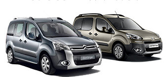 PEUGEOT PARTNER/CITROEN BERLINGO