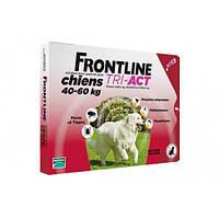 Капли Boehringer Ingelheim Frontline Tri-Akt От Блох И Клещей Для Собак, Xl (40-60 Кг) (1 Пипетка)