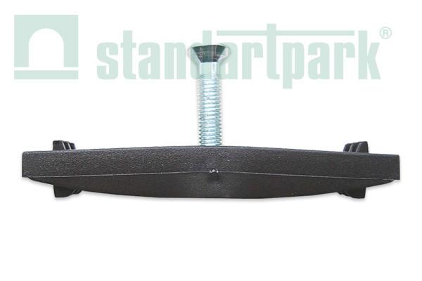 Крепеж ЛВ -10-ПП 6800 пластиковый к лотку водоотводному пластиковому