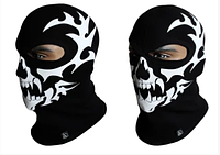 Балаклава с черепом Rough Radical Scull S5 (original), маска, подшлемник