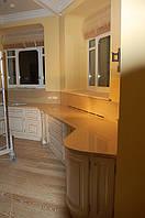 Столешница из искуственного акрилового камня для кухни