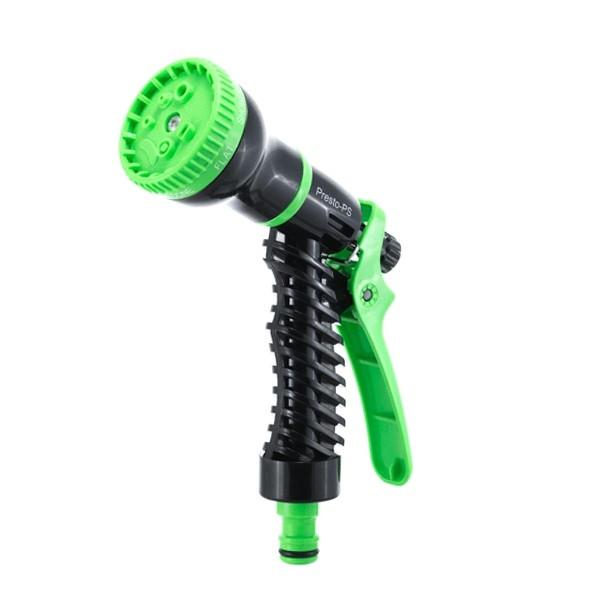 Пистолет для полива Presto-PS пластиковый (4448)