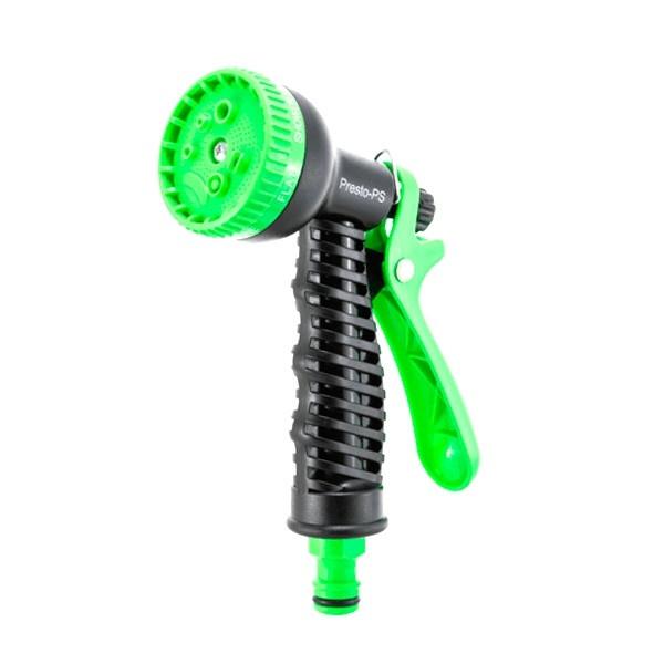 Пистолет для полива Presto-PS пластиковый (2109)