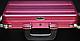 Женский розовый алюминиевый кейс EXPRESSIONS Zero Halliburton SLA-PINK, фото 4