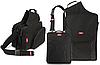 Сумка-трансформер Mixbag, одна сумка на все случаи динамичной жизни, чёрная 13,3