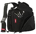 Сумка-трансформер Mixbag, одна сумка на все случаи динамичной жизни, чёрная 13,3, фото 5