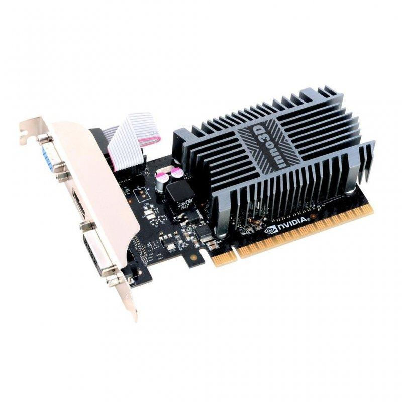 Видеокарта, Inno3D GT710, 2 Гб, DDR3